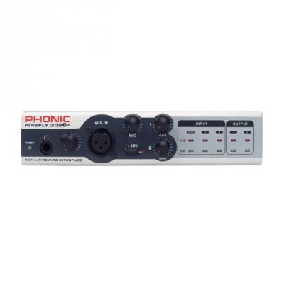 PHONIC INTERFACE AUDI MIDI FIREFLY 302PLUS