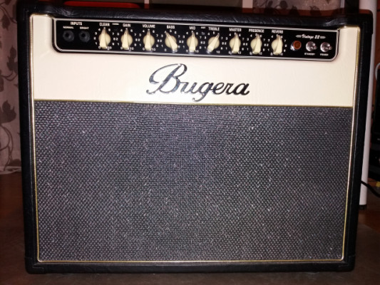 Bugera V22 amplificador válvulas. ENVÍO INCLUIDO!
