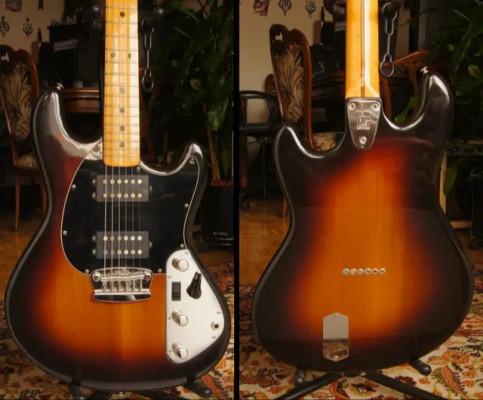 MusicMan Stingray II de 1977