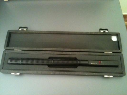 Micro cañon Sennheiser MKH70