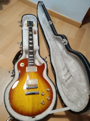 Vendo Gibson Les Paul Traditional 2011 + Upgrades