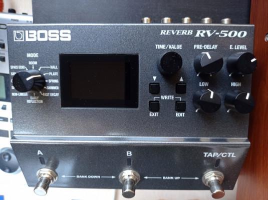 BOSS RV500 - Reverb