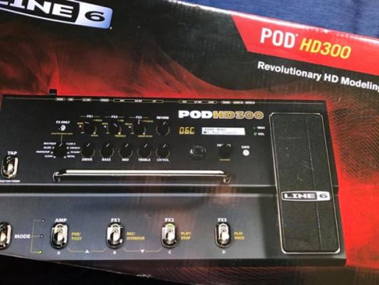 POD HD 300
