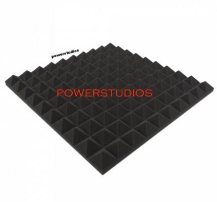 Promoción 20 paneles acústicos Akustik Pyramid,alta calidad+envío incluido