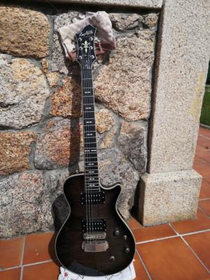 Guitarra Hagstrom UltraSwede