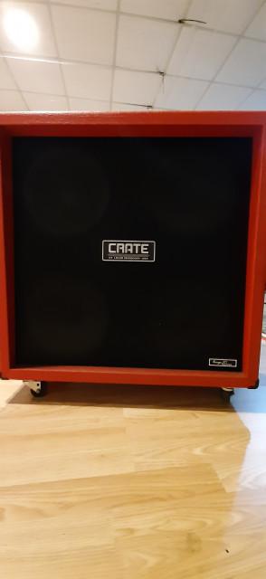 Pantalla CRATE 4x12