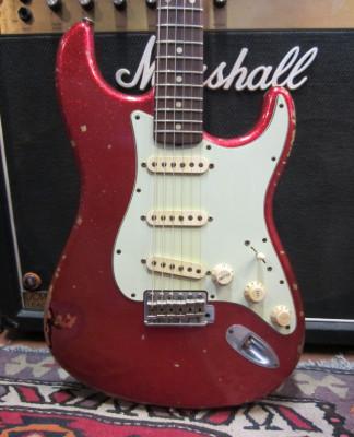 Fender Stratocaster Masterbuilt Relic Jason Smith 60