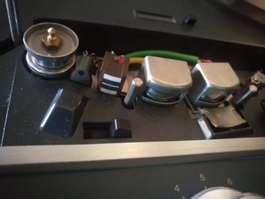 Grabador Revox B77