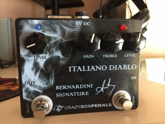 CrazyBox Italiano Diablo - Bernardini Signature