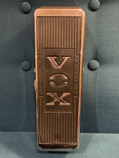 Vox Wah Wah V847A (años 90s)