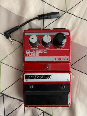DOD FX53 classic tube U.S.A.