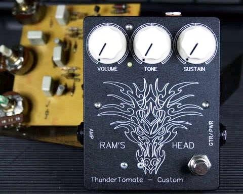 Thundertomate Ram,s head big muff