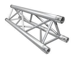 Tramos de truss triangular y plano de 2m y 3m