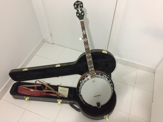 Banjo Tennessee Premium 5 cuerdas