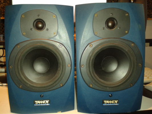 monitores tannoy active reveal