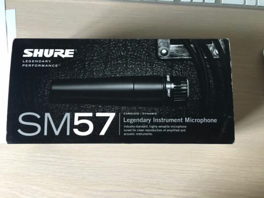 Vendo Shure SM57