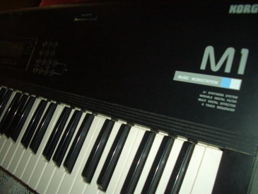 Tres teclados profesionales