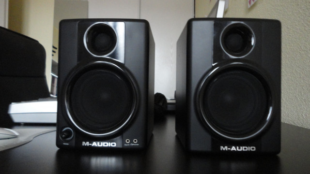 Monitores M-AUDIO AV40