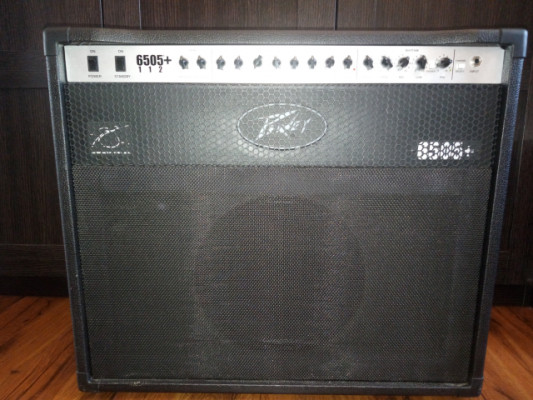 Peavey 6505 Plus 112 Combo + Footswich