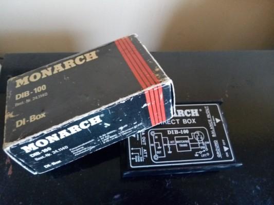 Monarch DIB-100 Direct Box