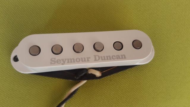 Vendo/Cambio pastilla Seymour Duncan SSL1