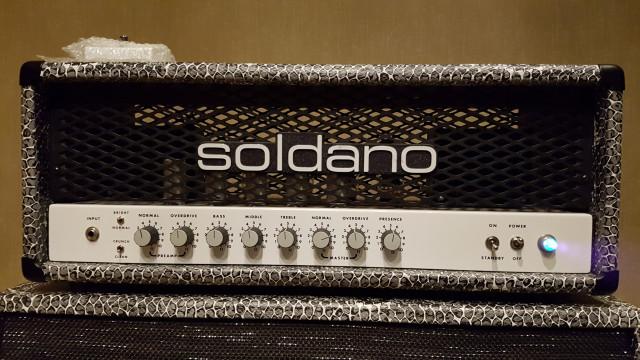 SOLDANO SLO-100 Como nuevo