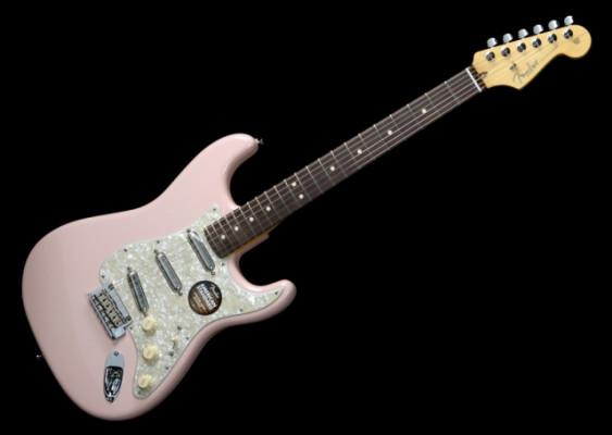 Compro Fender stratocaster american standar pink l
