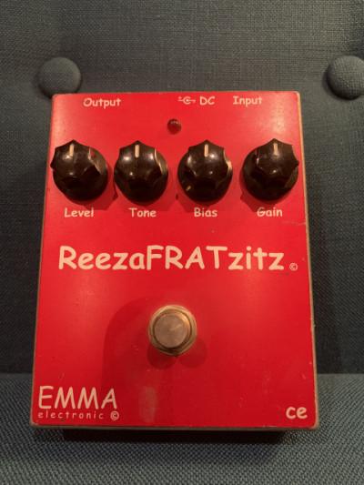 EMMA Electronic ReezaFRATzitz Overdrive/Distortion