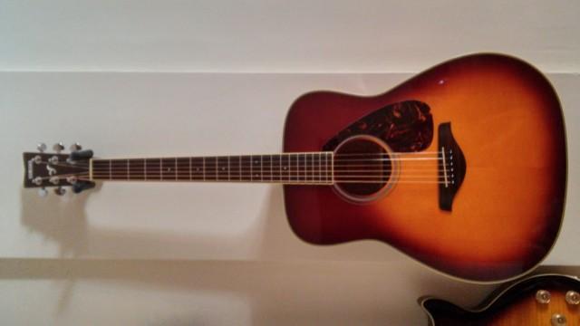 Guitarra Acustica Yamaha FG720S