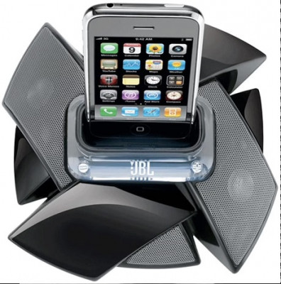 Dock JBL On Stage Micro III impecable sin uso