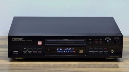 COMPACT DISK RECORDER PDR-509 PIONEER