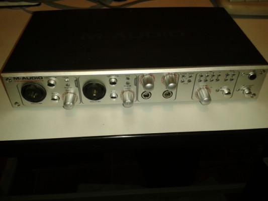 interfaz fm audio firewire 1814