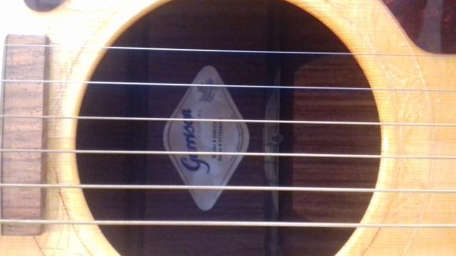 Guitarra electroacustica Garrison G50-CE