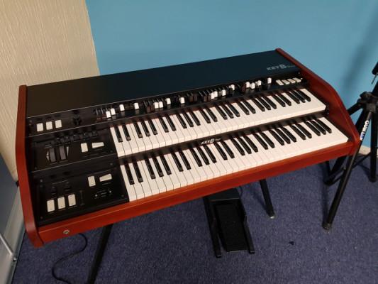 Key b organ duo