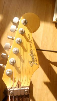 Fender Strat Plus año 1991