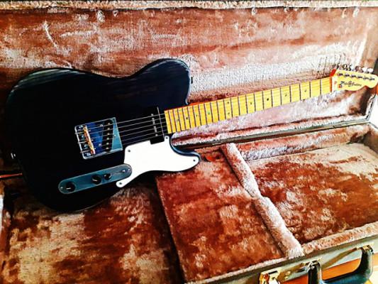 Guitarras modelos Telecaster Custom.
