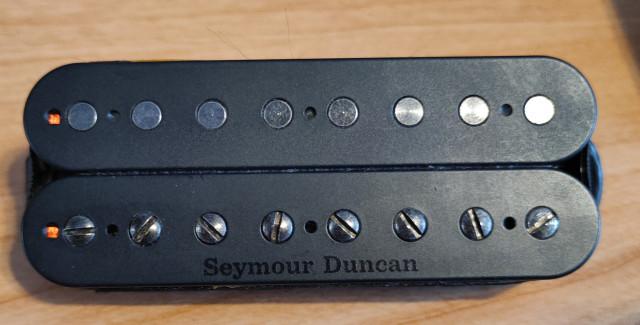 Pastilla Seymour Duncan Nazgul para 8 cuerdas