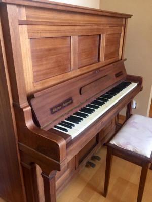 Piano Vertical Grotrian Steinweg