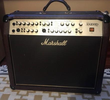 Vendo/Cambio Marshall AS100D