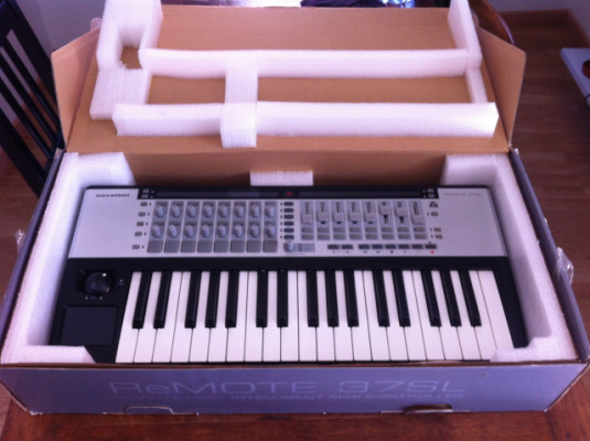 novation remote 37sl
