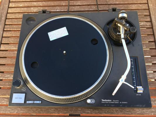 Technics SL 1210 Mk2 (pareja)