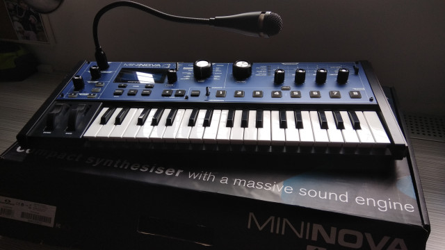 Mininova Novation
