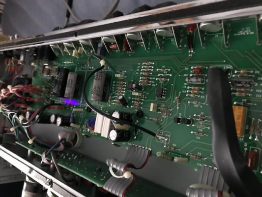 Arreglo y mantenimiento de amplificadores/pedales/otros