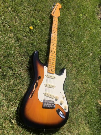 Fender  Stratocaster EJ thinline 2019