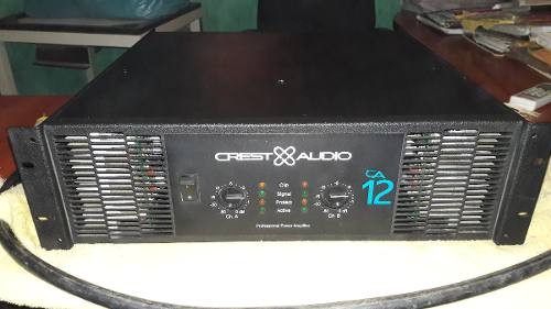 Crest Audio CA12
