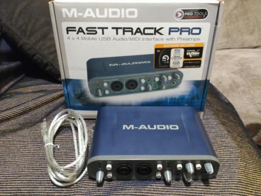 Fast Track Pro