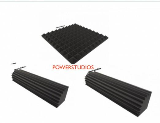 Kit promoción-20 paneles acústicos +2 trampas `nuevos en stock`+envío in