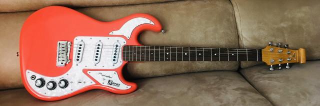 Guitarra BURNS MARQUEE PRO