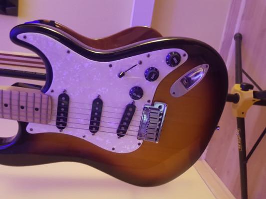 Fender stratocaster Americana Custom body