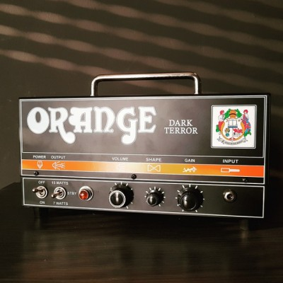 Vendo/Cambio Orange Dark Terror